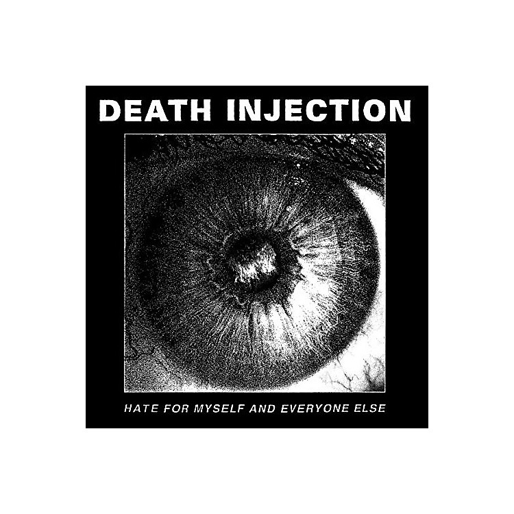 AllianceDeath Injection - Hate for Myself & Everyone Else