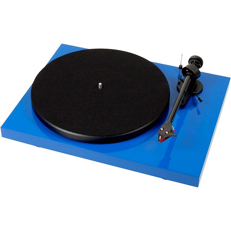Pro-Ject Debut Carbon DC Record Player Black