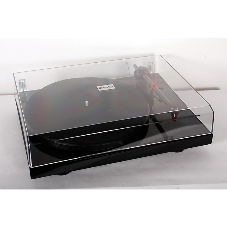 Pro-Ject Debut Carbon DC Record Player Black 888365901664