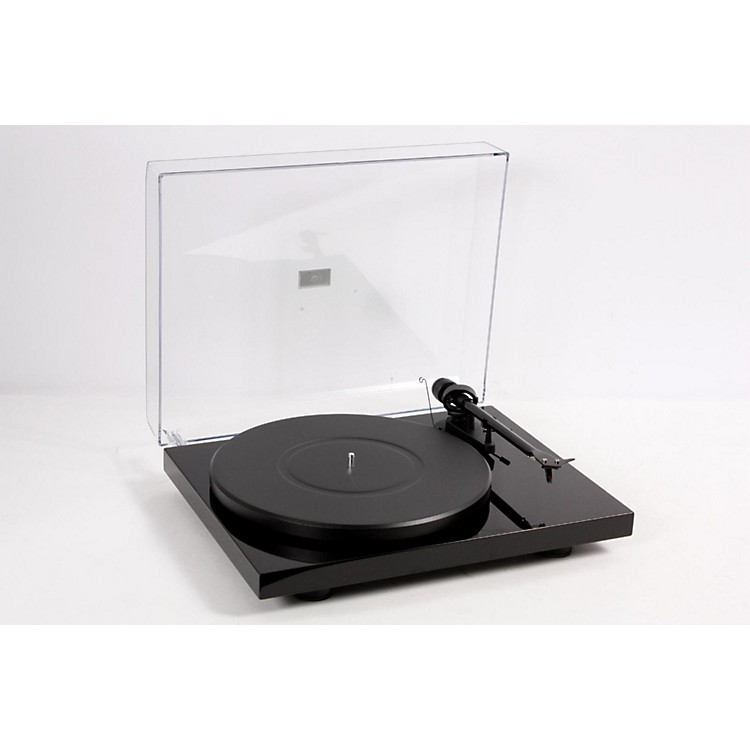 Pro-Ject Debut Carbon DC Record Player Black 888365659435