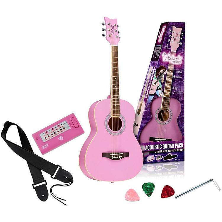 Daisy RockDebutante Junior Miss Acoustic Guitar Pack