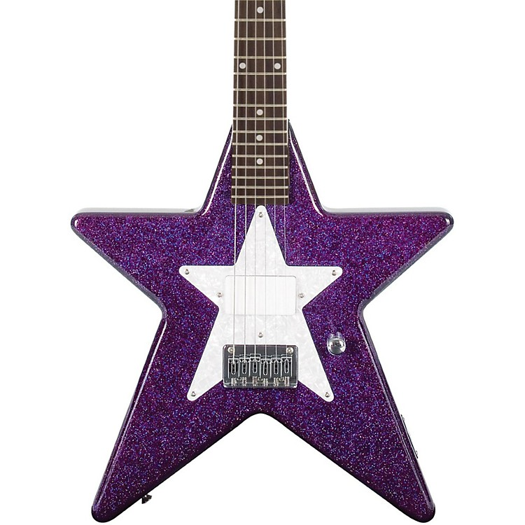Daisy RockDebutante Star Short Scale Electric Guitar