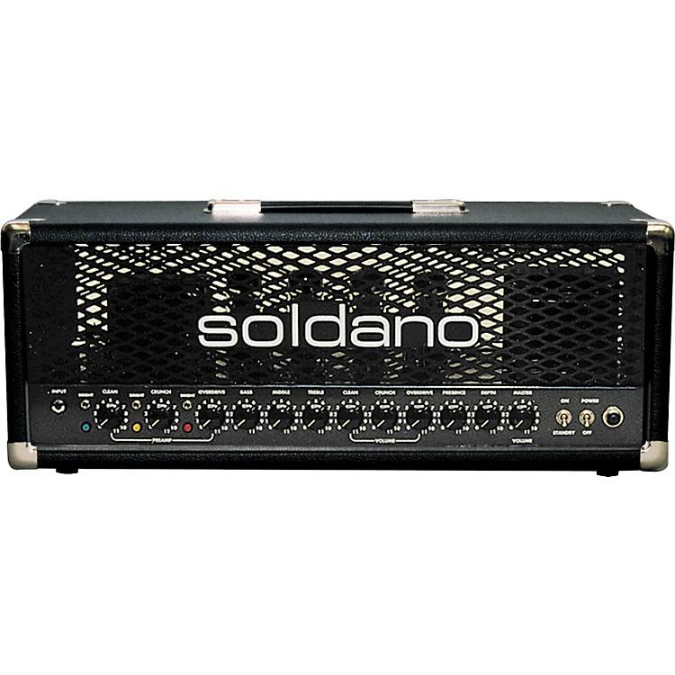SoldanoDecatone 100-Watt Triple Channel Amp Head