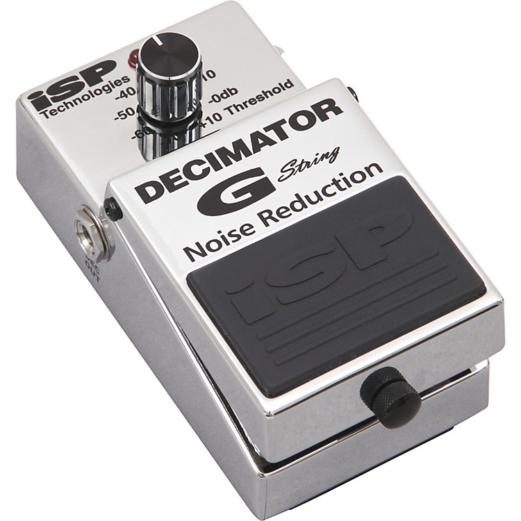 ISP TechnologiesDecimator G String Noise Reduction Guitar Effects Pedal