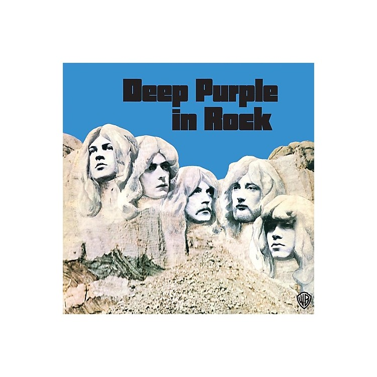 Alliance Deep Purple - Deep Purple In Rock