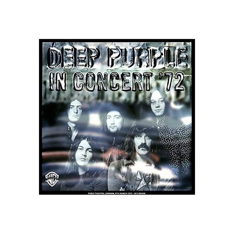 AllianceDeep Purple - In Concert 72