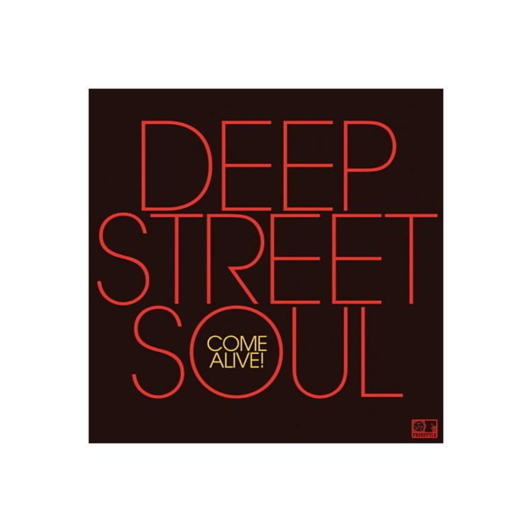 AllianceDeep Street Soul - Come Alive