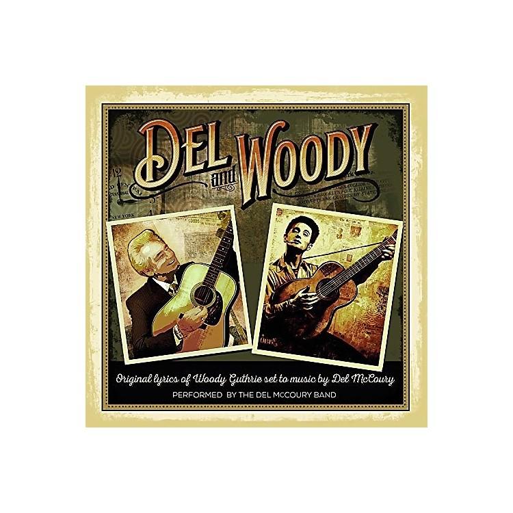 AllianceDel McCoury - Del & Woody