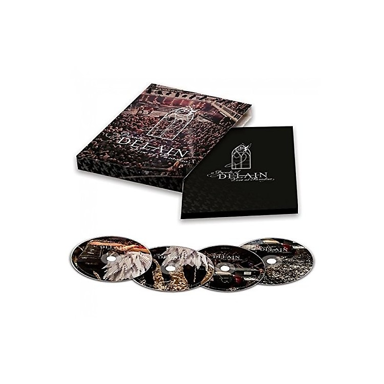 AllianceDelain - Decade Of Delain - Live At Paradiso