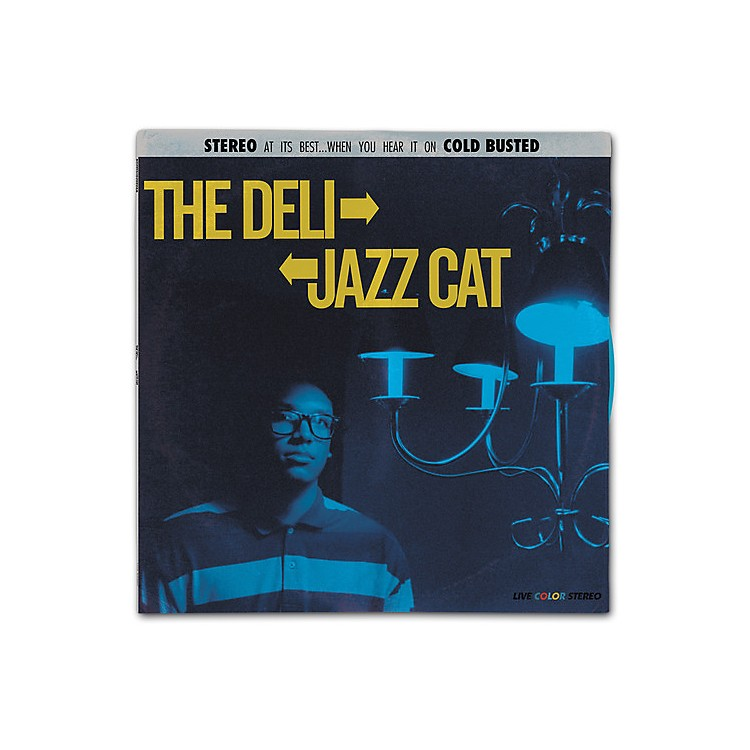 AllianceDeli - The Deli / Jazz Cat (Turquoise Vinyl)