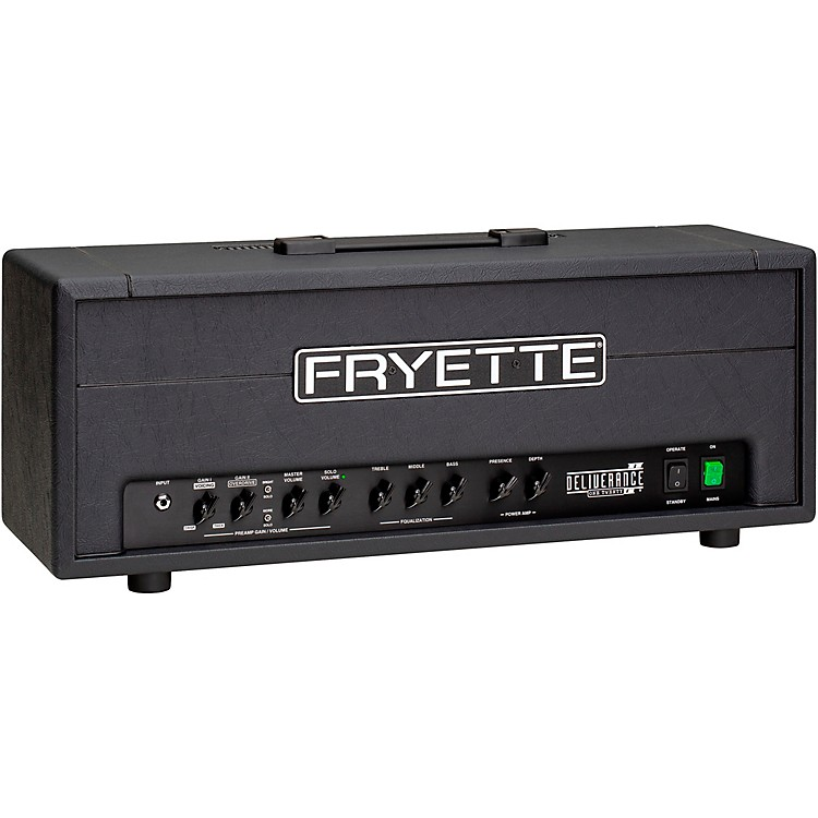 FryetteDeliverance D120 Series II 120W Tube Guitar Amp Head