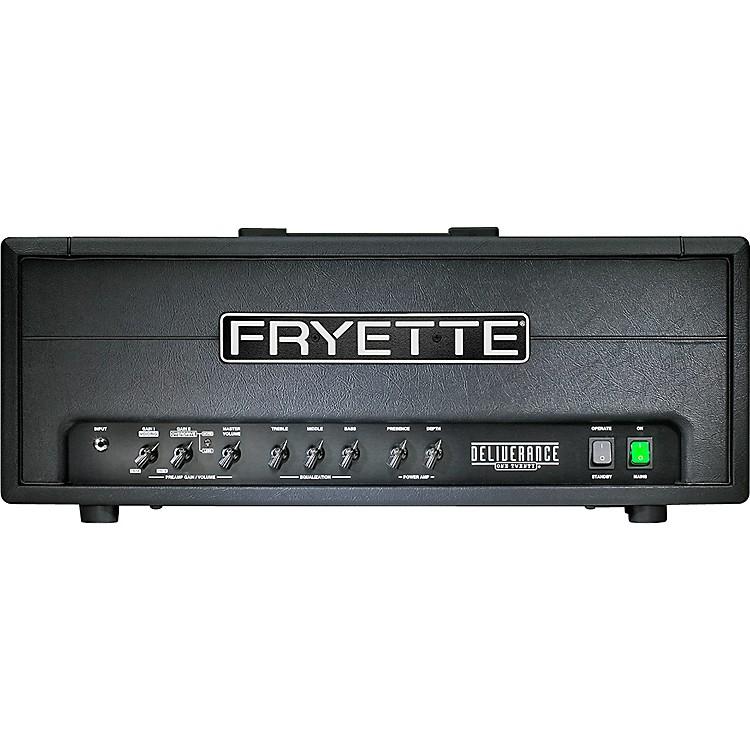 FryetteDeliverance One Twenty D120H 120W Tube Guitar Amp Head