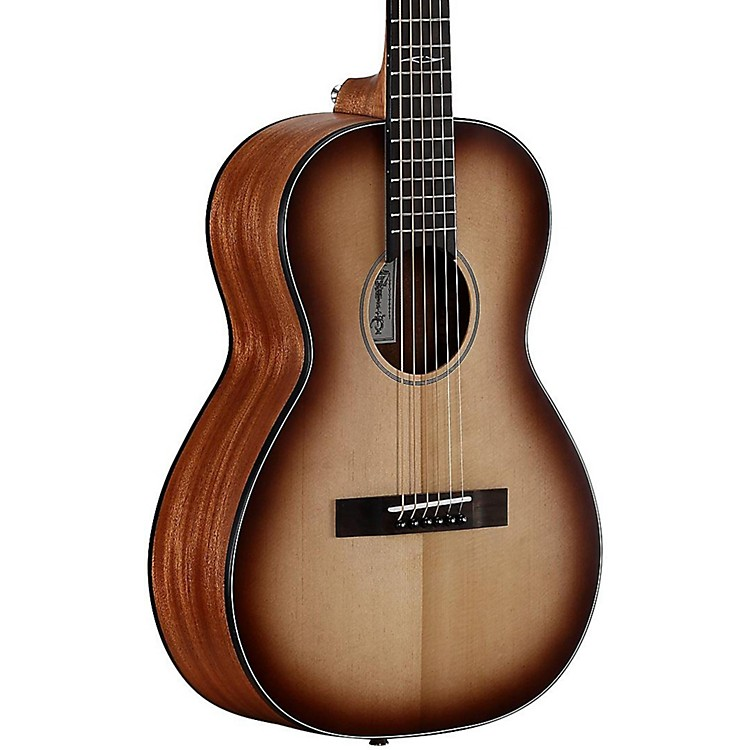 Alvarez Delta DeLite Small Bodied Acoustic-Electric Guitar Natural
