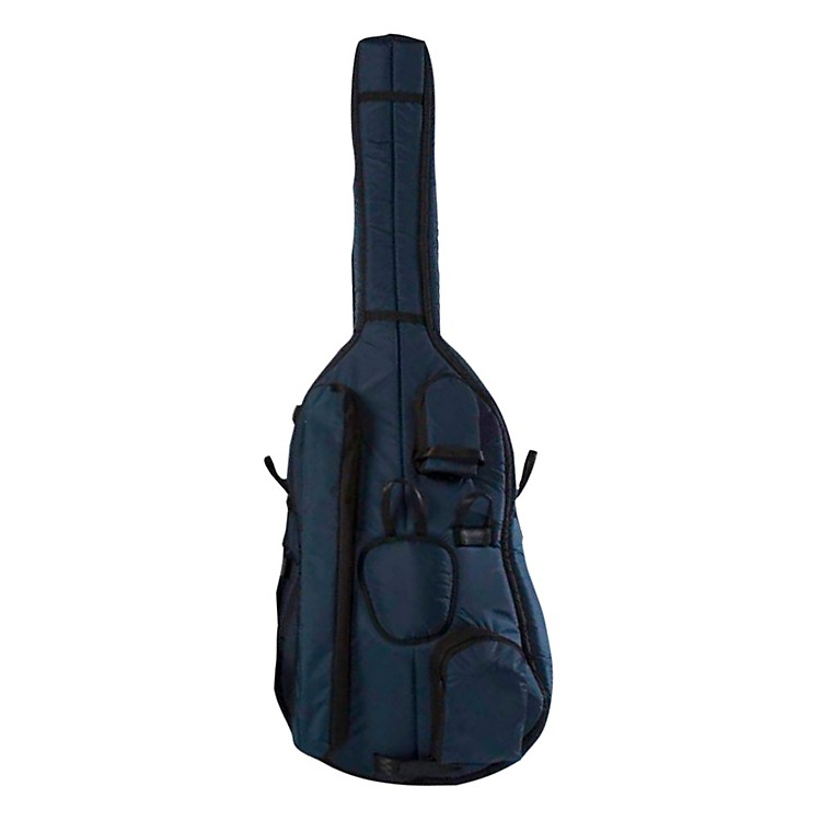 Mooradian Deluxe 3/4 Double Bass Bag Small 3/4 Black