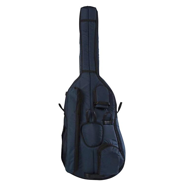 MooradianDeluxe 3/4 Double Bass BagSmall 3/4 Blue