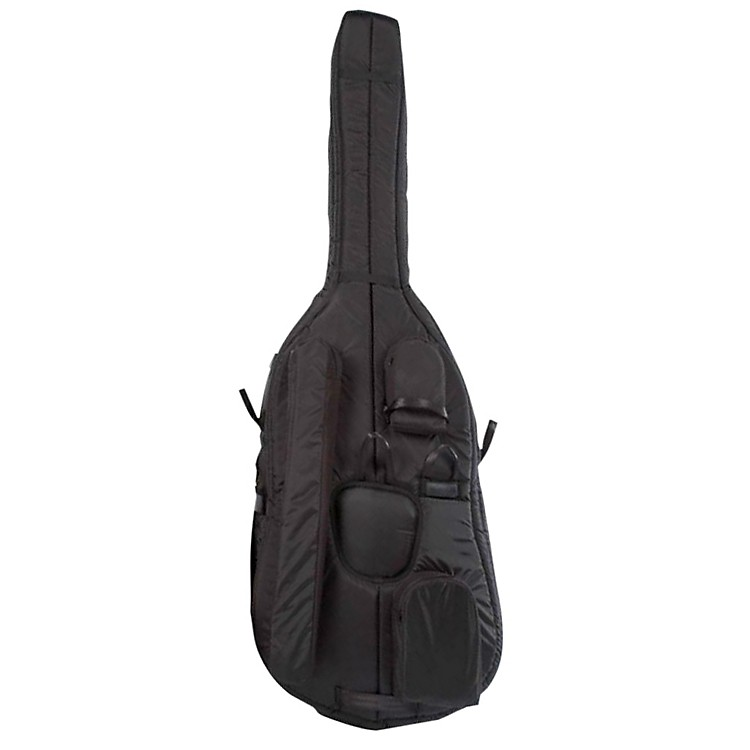 Mooradian Deluxe 7/8 Double Bass Bag Large 7/8 Black