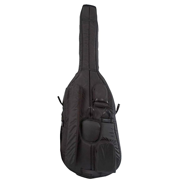 Mooradian Deluxe 7/8 Double Bass Bag Medium 7/8 Black