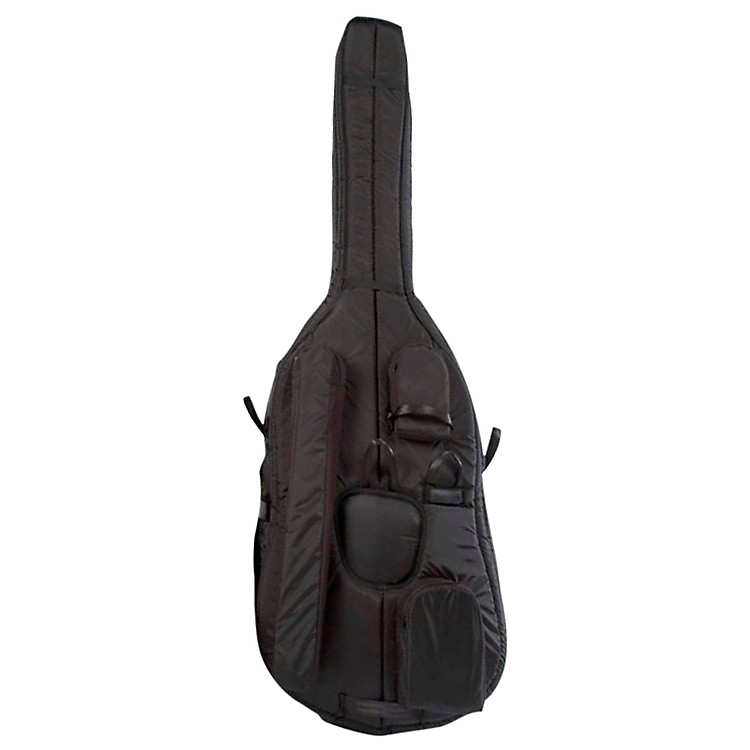 Mooradian Deluxe 7/8 Double Bass Bag Small 7/8 Black
