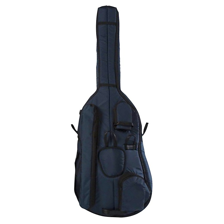 Mooradian Deluxe 7/8 Double Bass Bag Small 7/8 Blue
