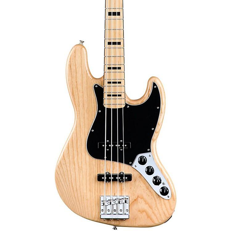 FenderDeluxe Active Jazz Bass, Maple FingerboardNatural