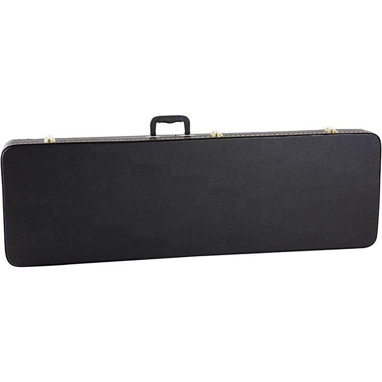 Musician's Gear Deluxe Bass Case Black