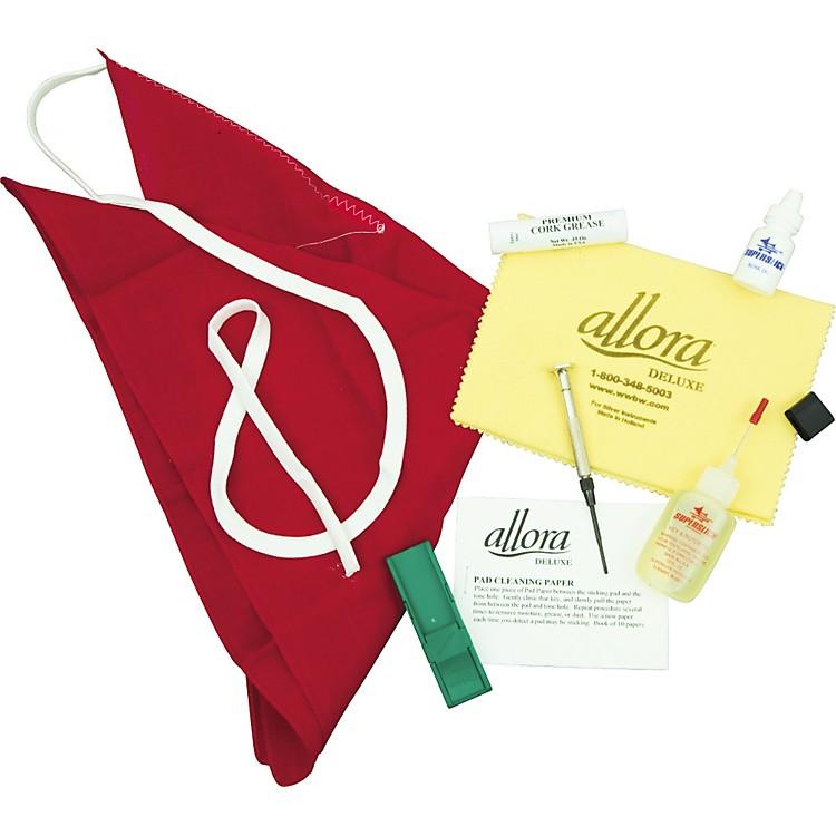 AlloraDeluxe Clarinet Care Kit