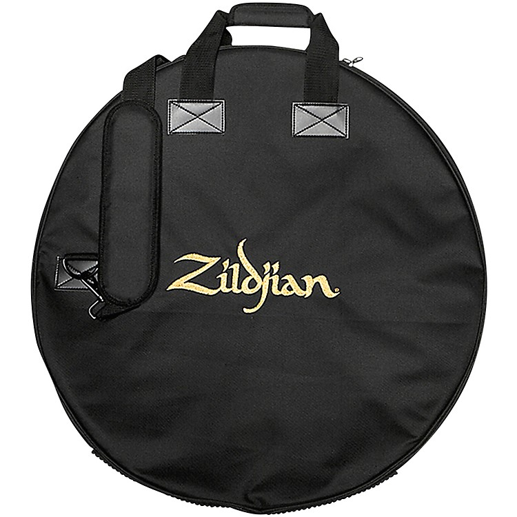 Zildjian Deluxe Cymbal Bag 24 in. Black