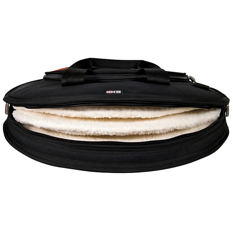 Ahead Armor CasesDeluxe Cymbal Case with Back Pack Straps