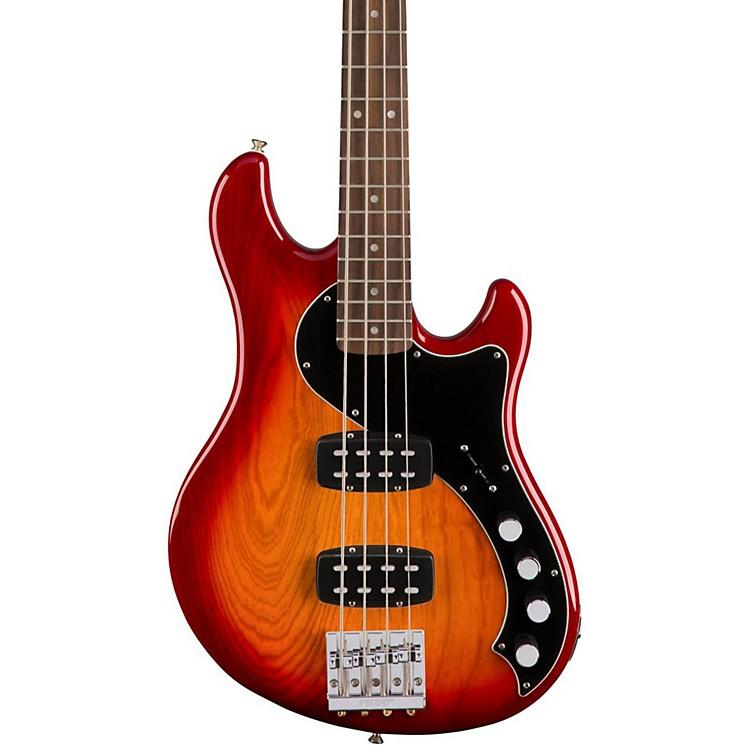 FenderDeluxe Dimension Bass, Rosewood FingerboardAged Cherry Sunburst