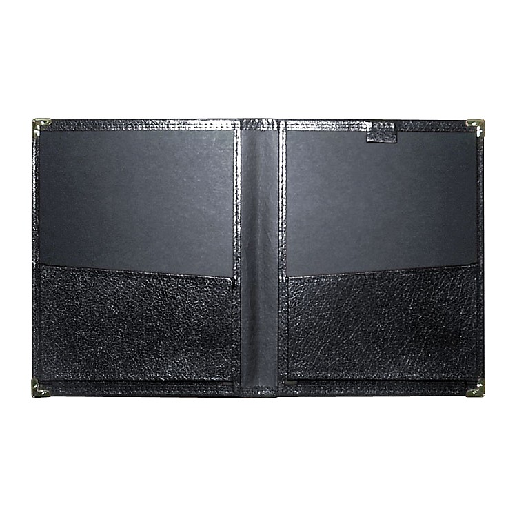 Deer River Deluxe Grand Choral Folio Black