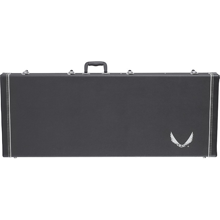 Dean Deluxe Hardshell Electric Bass Guitar Case For Metalman ML series