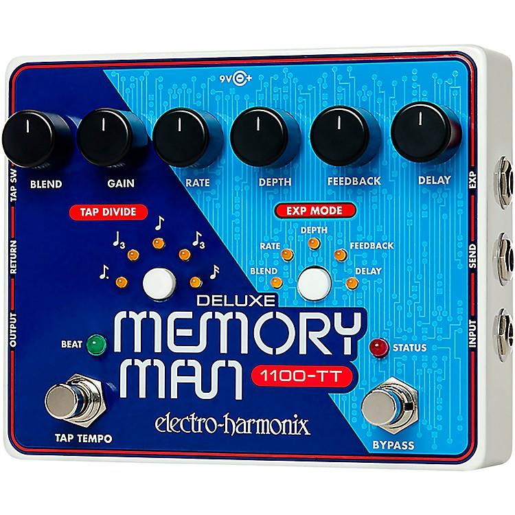 Electro-HarmonixDeluxe Memory Man 1100-TT Guitar Effects Pedal