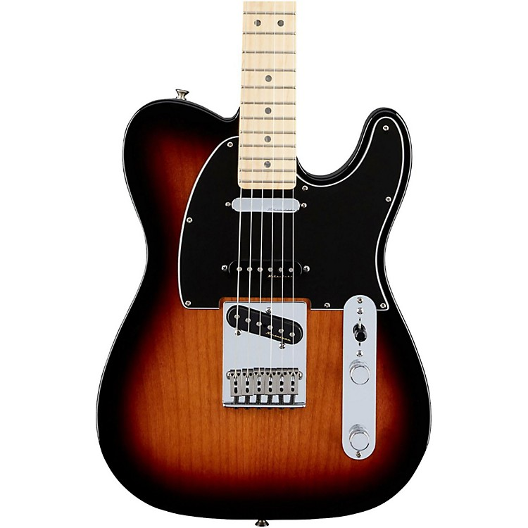 Fender Deluxe Nashville Maple Fingerboard Telecaster 2-Color Sunburst
