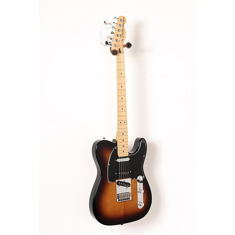 Fender Deluxe Nashville Maple Fingerboard Telecaster 2-Color Sunburst 888365916194