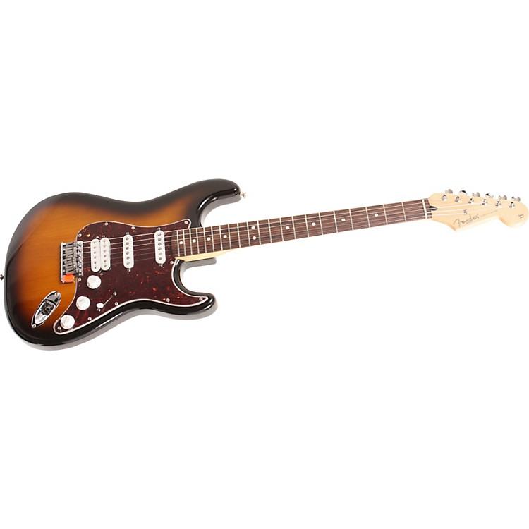 FenderDeluxe Power Stratocaster Electric Guitar2-Color Sunburst