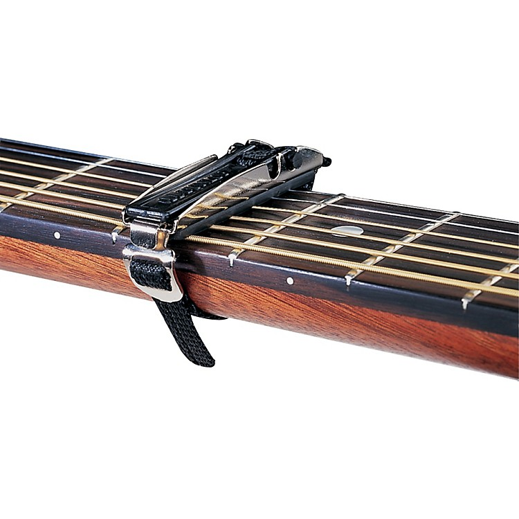 DunlopDeluxe Pro Guitar Capo