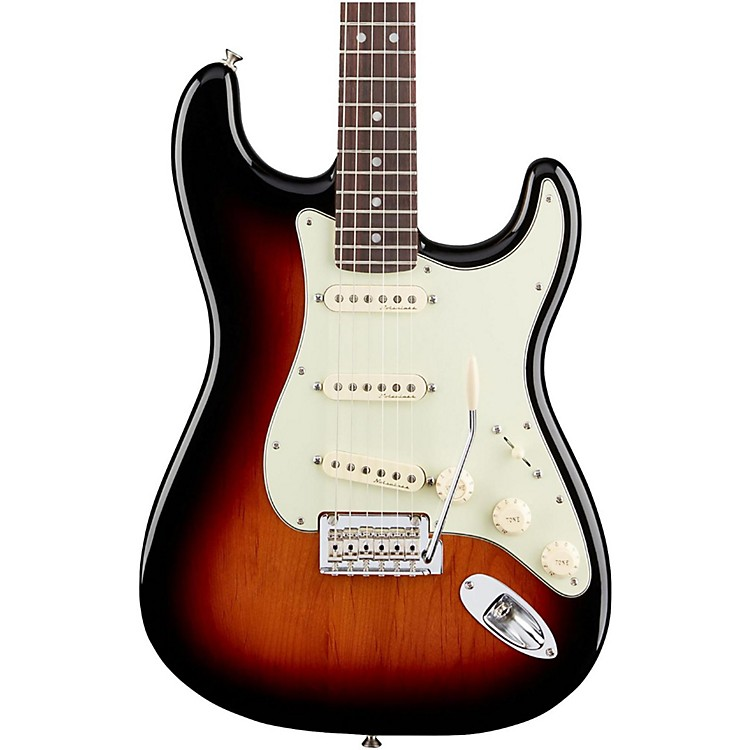 FenderDeluxe Roadhouse Rosewood Fingerboard Stratocaster3-Color Sunburst