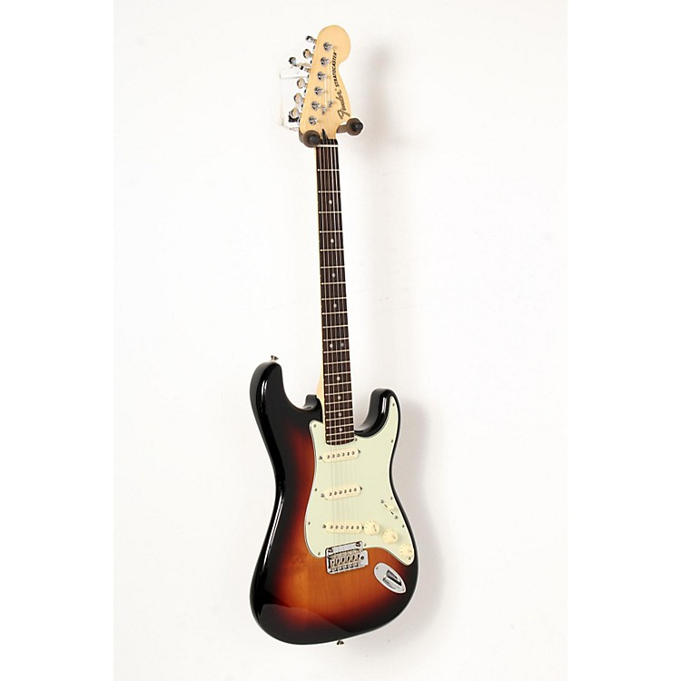 FenderDeluxe Roadhouse Rosewood Fingerboard Stratocaster3-Color Sunburst888365850689
