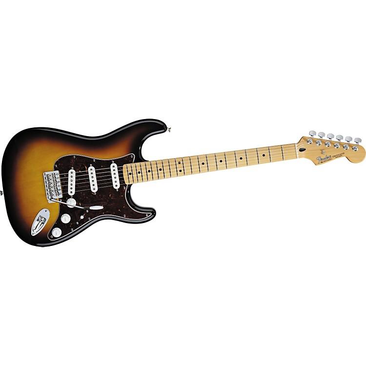 FenderDeluxe Roadhouse Stratocaster Electric Guitar3-Color Sunburst