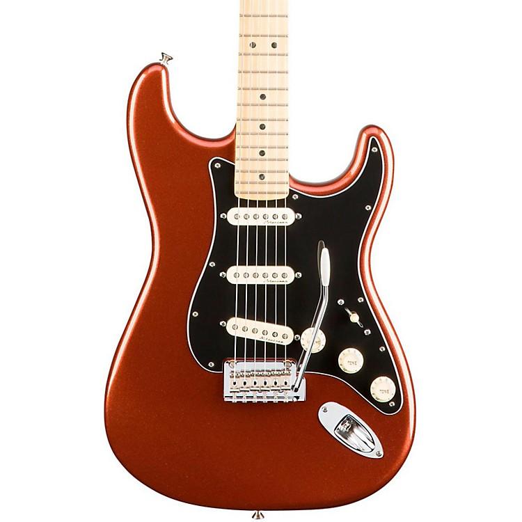 FenderDeluxe Roadhouse Stratocaster Maple FingerboardOlympic White