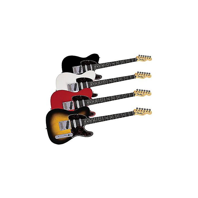 FenderDeluxe Series Nashville Power Telecaster Electric GuitarBlack