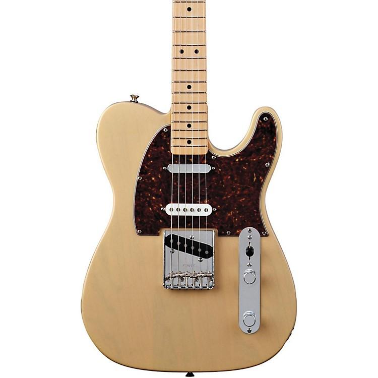 FenderDeluxe Series Nashville Telecaster Electric GuitarHoney BlondeMaple Fretboard
