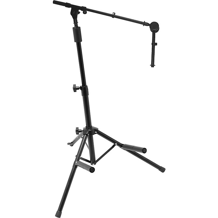 Musician's Gear Deluxe Tripod Amp Stand with Posi-Lok Combo Boom Arm