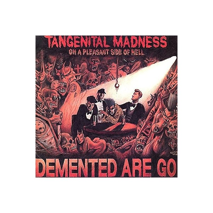 AllianceDemented Are Go - Tangenital Madness On A Pleasant Side Of Hell