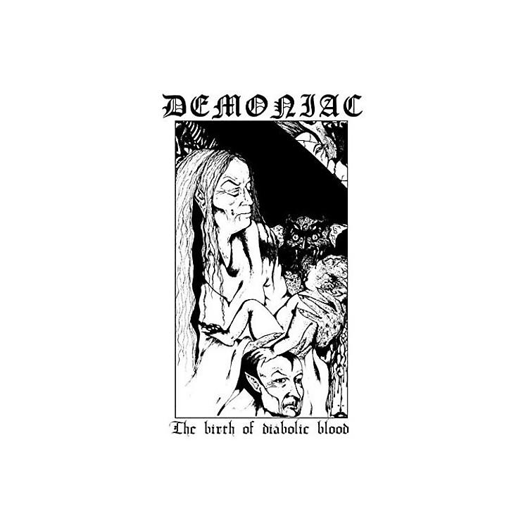 AllianceDemoniac - Birth Of Diabolical Blood
