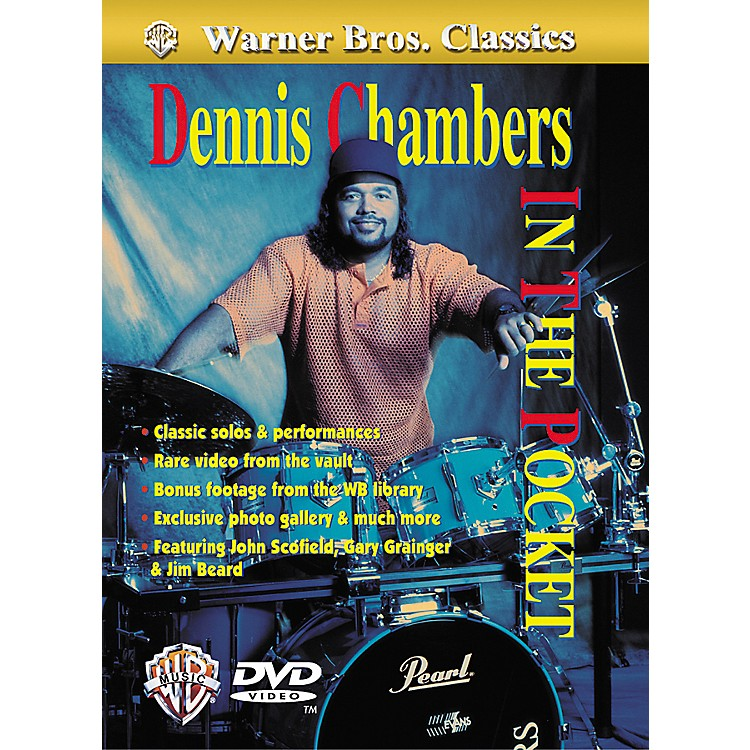 AlfredDennis Chambers: In The Pocket (DVD)