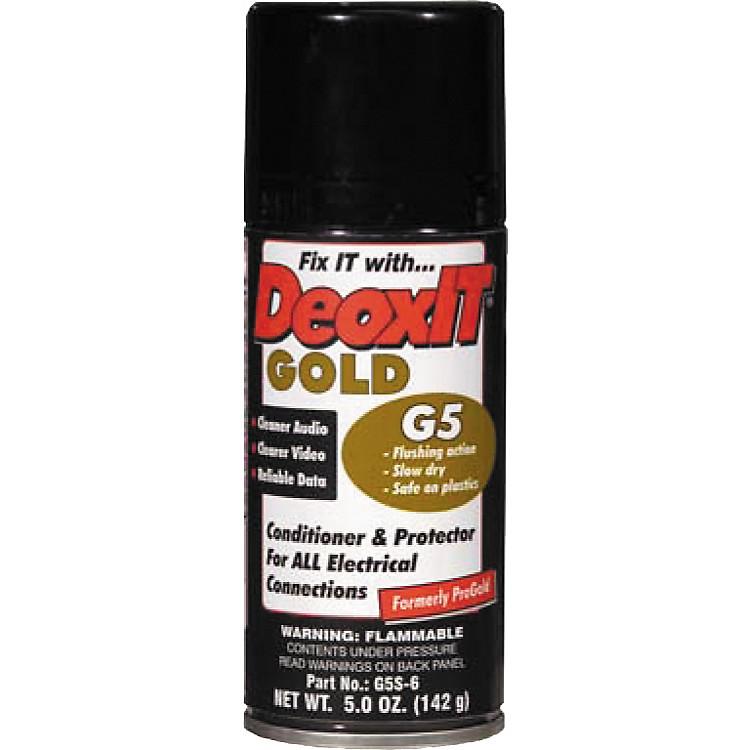 CAIGDeoxIT Gold G5 Spray Contact Conditioner 5 oz.