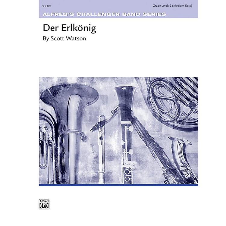 AlfredDer Erlk¶nig Concert Band Grade 2
