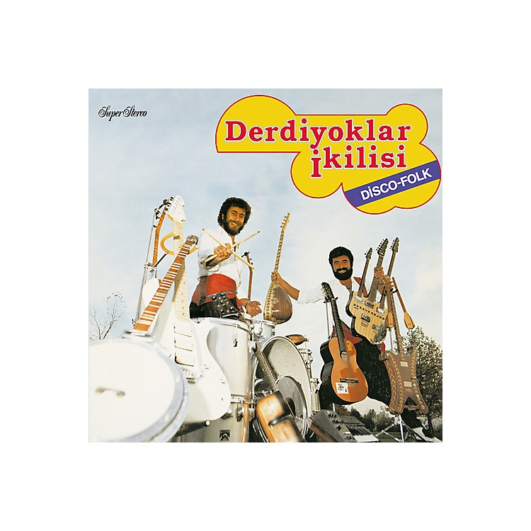 Alliance Derdiyoklar Ikilisi - Disco-folk