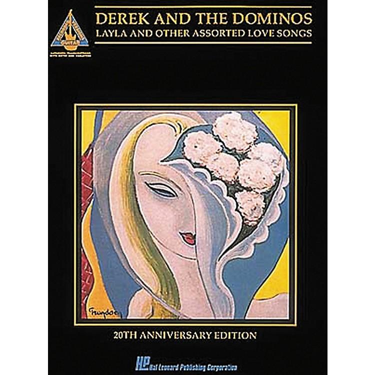 Hal LeonardDerek & The Dominos - Layla & Other Assorted Love Songs Guitar Tab Songbook